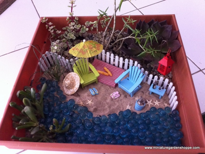 miniature garden example